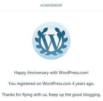 966_4_year_anniversary_on_wordpress