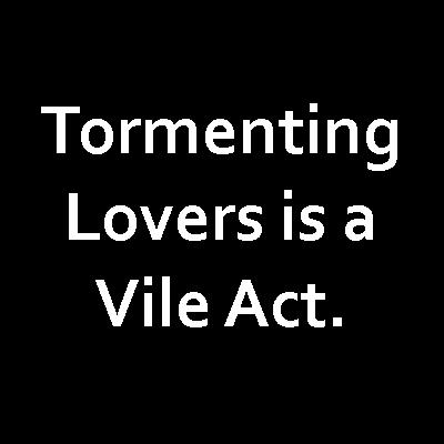 LGR008_Tormenting_Lovers_is_a_Vile_Act_May_4_2015