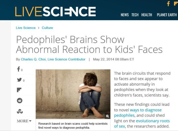 2862_Pedophiles' Brains Show Abnormal Reaction to Kids' Faces